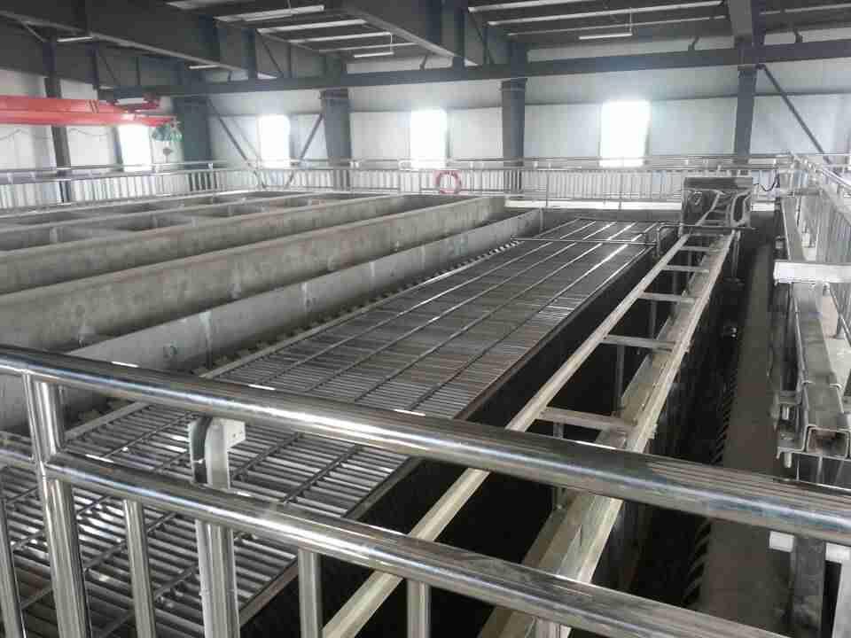 神华集团5万吨/日水厂