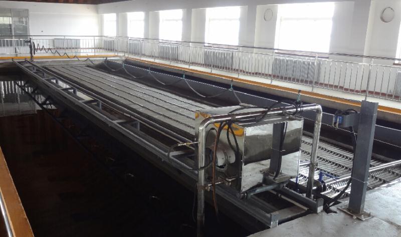 辽宁省自来水公司6.5万吨/日水厂