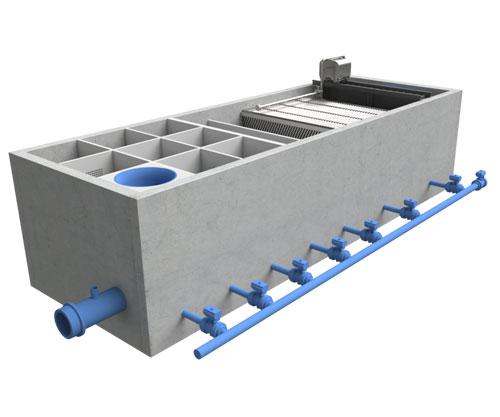 水处理工艺整体解决方案