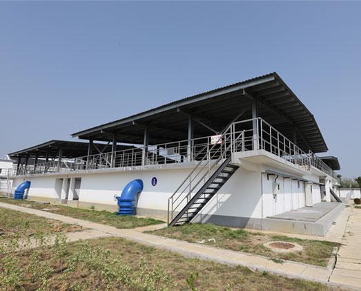 污水处理厂整体解决方案