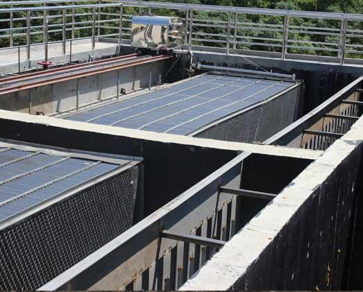安徽国祯环保1.5万吨/日污水厂提标改造