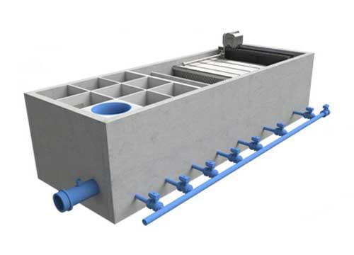 9T-HSS水平管高效沉淀池