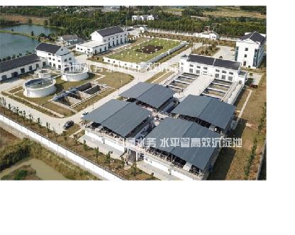 湖北省宜昌10万吨/日供水厂